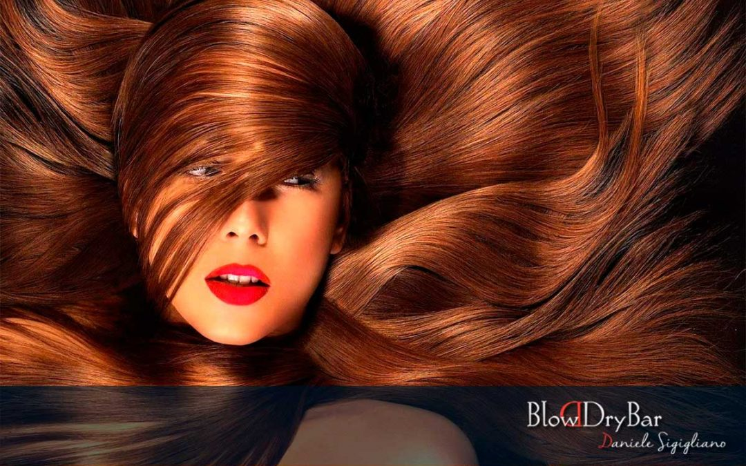 Taninoplastia alisar blow dry bar madrid