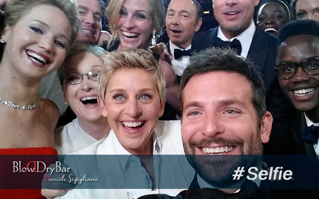 #Selfiemania de las celebrities