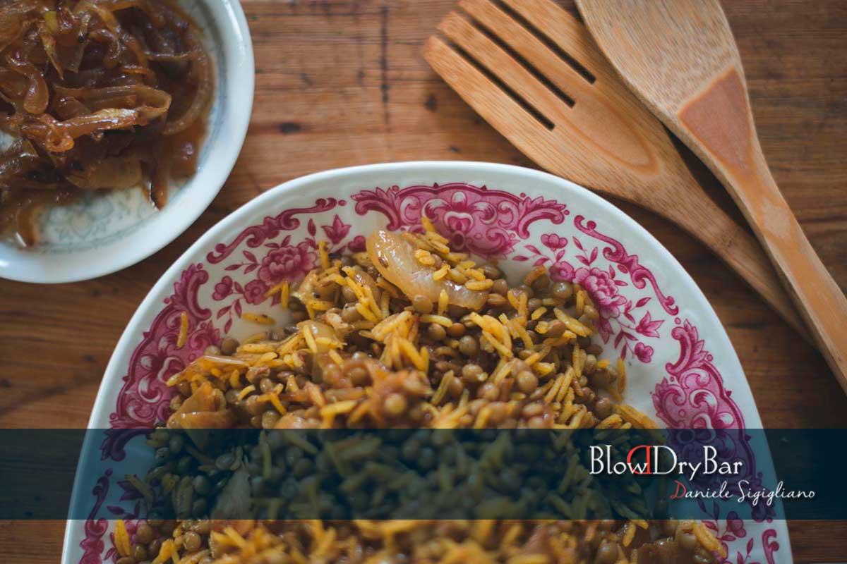 Receta Lentejas con arroz y yogur Blow Dry Bar Peluqueria Madrid