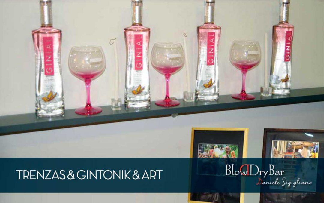 Trenzas & Gintonik & Art