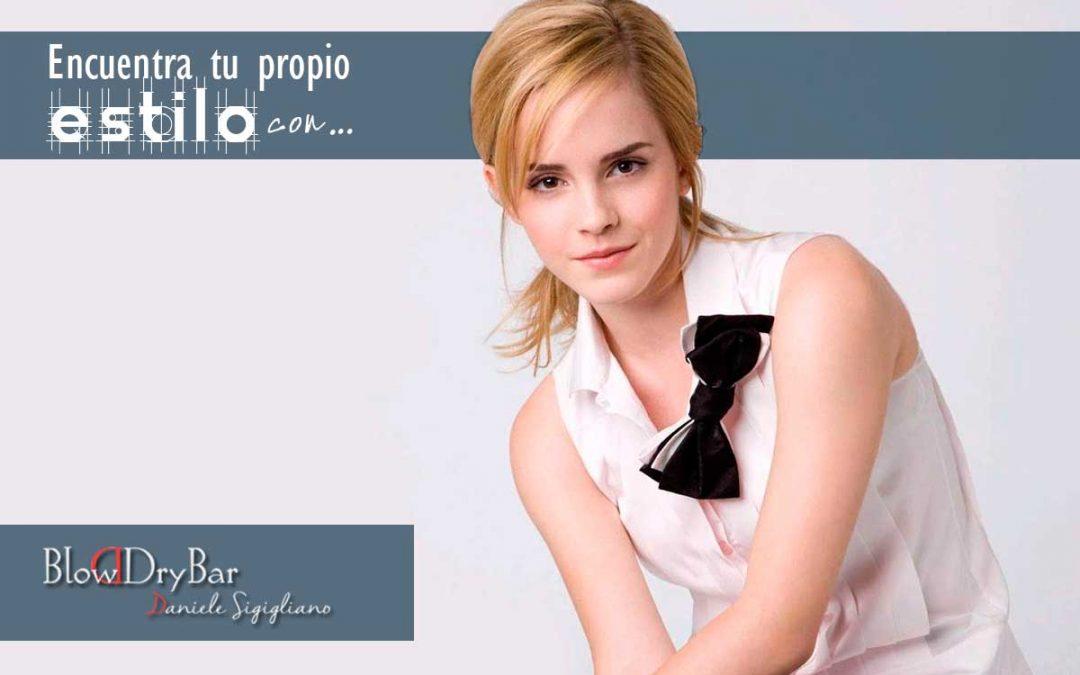 Encuentra tu propio estilo con… Emma Watson