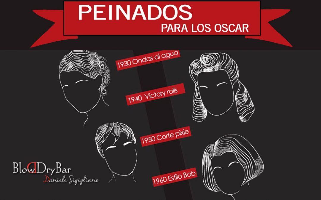 Peinados para los premios Oscar