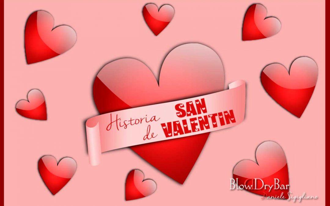 ¿Conoces la historia de San Valentín?