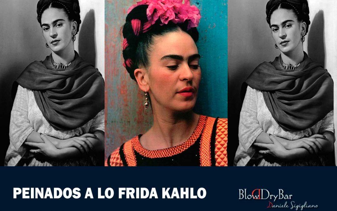 Peinados a lo Frida Kahlo