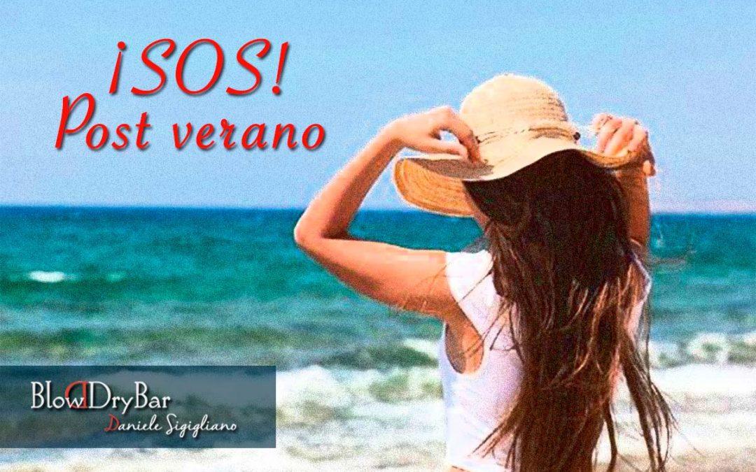 ¡SOS! Post verano