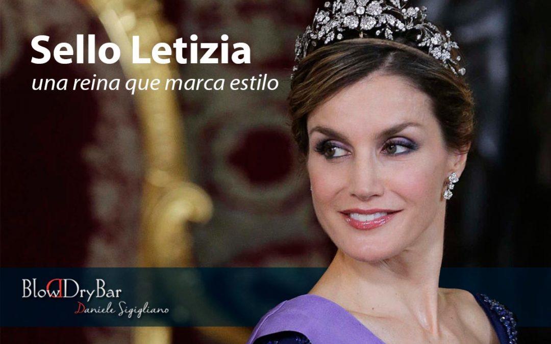 Sello Letizia, una reina que marca estilo