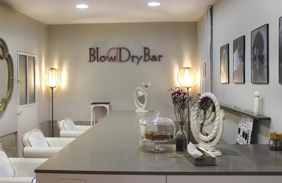 Belleza orgánica en un entorno único, así es Blow Dry Bar Madrid