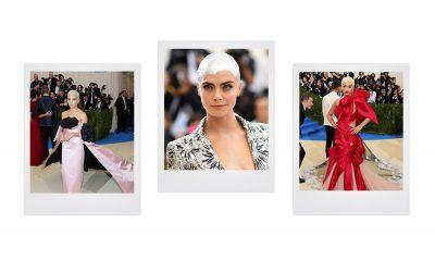 Los peinados más impactantes de la Gala Met 2017