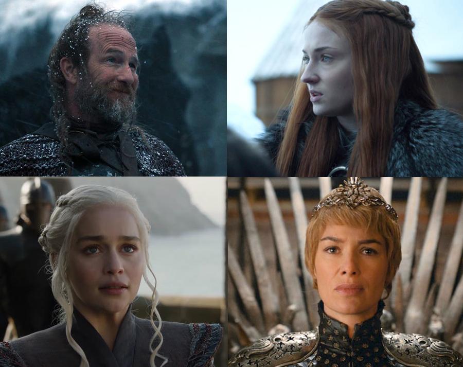 peinados juego de tronos